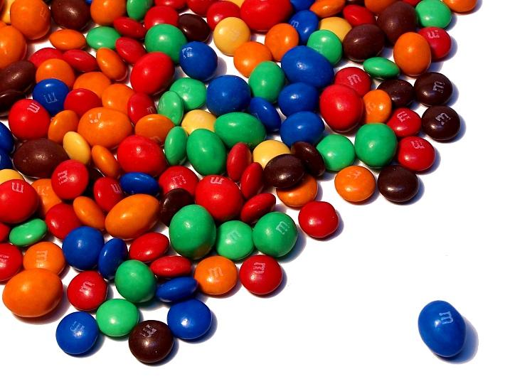 Seis cores
