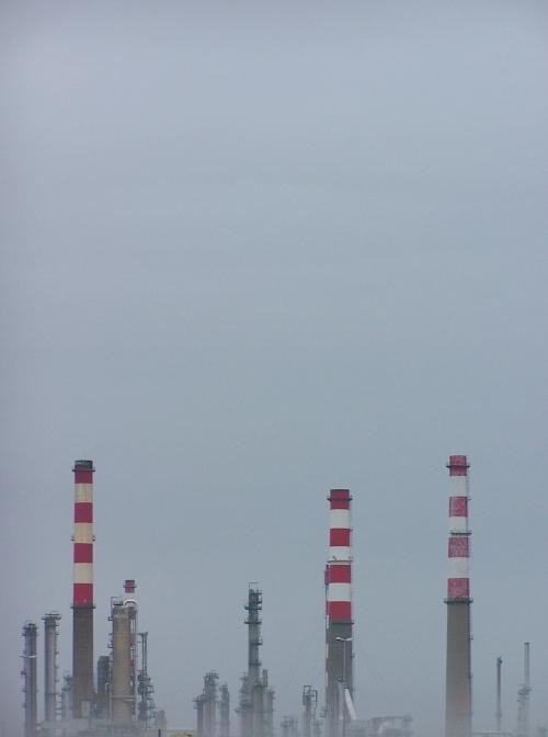 Torres de poluição