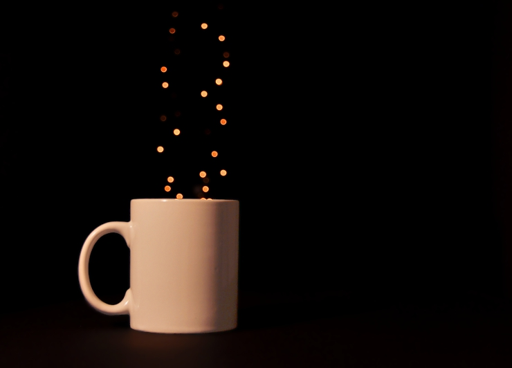 Chá de luzes