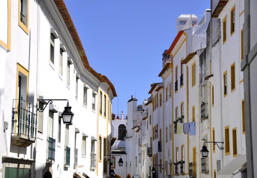Pelas ruas de Évora