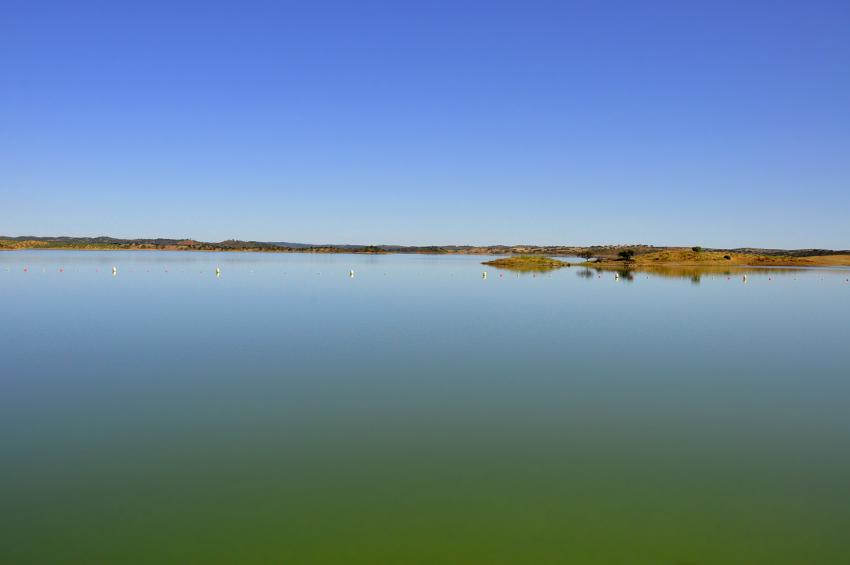 Lago enganador