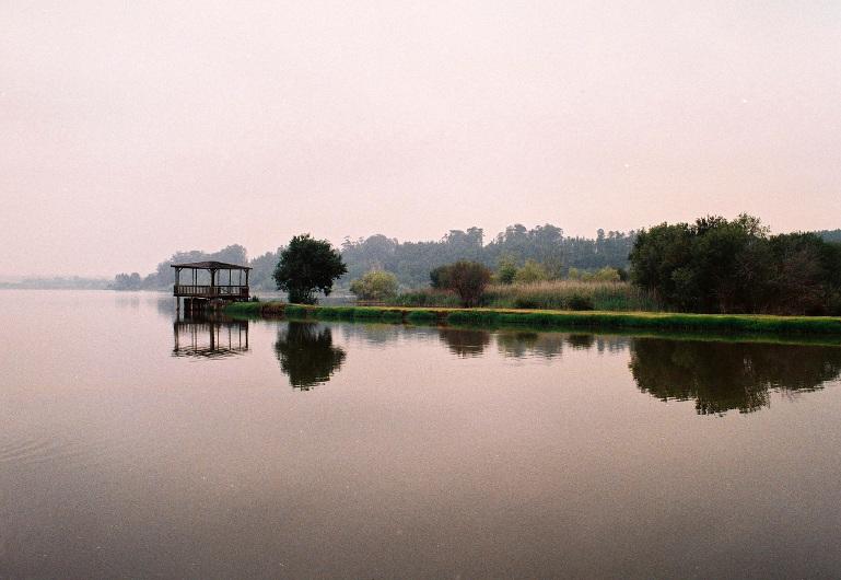 Il sereno, il lago