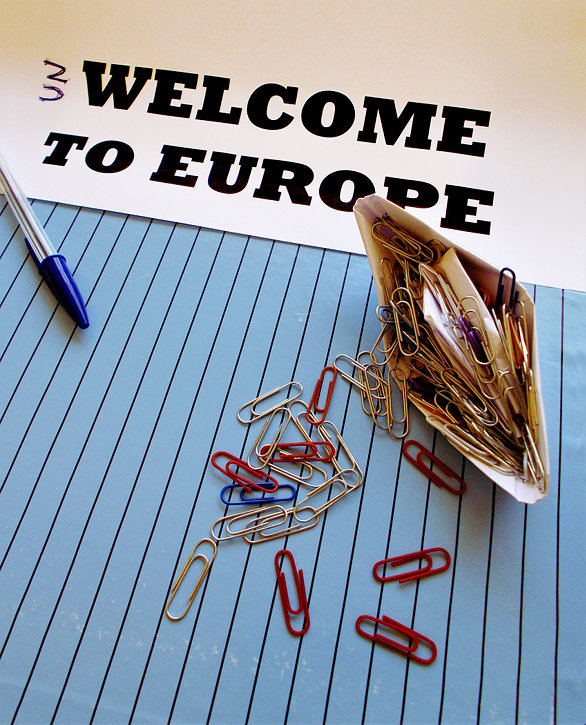 (un)Welcome to Europe